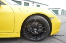 O.Z. Leggera HLT Wheels on the Porsche Cayman 981