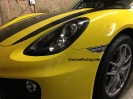 Porsche Cayman 981 LED Clear Side Markers Install