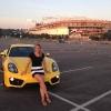 Porsche Cayman Road Trip 2015