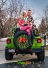 Mojito Jeep JL Wrangler Christmas Photoshoot_3