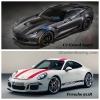 Porsche 911R vs C7 Corvette Grand Sport announced at Geneva_1