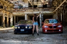 Krysten Brents with her G8 GT and Mustang 5.0_9