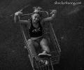 Miss Natasha Tyrrell in her 2nd ShockerRacingGirls Photoshoot_1