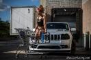 Miss Natasha Tyrrell in her 2nd ShockerRacingGirls Photoshoot_3