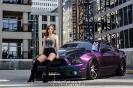 Sarah Senecal for ShockerRacingGirls with Beedojas Mustang_4