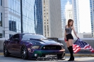 Sarah Senecal for ShockerRacingGirls with Beedojas Mustang_5