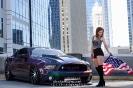 Sarah Senecal for ShockerRacingGirls with Beedojas Mustang_5