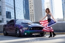 Sarah Senecal for ShockerRacingGirls with Beedojas Mustang_6