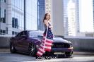 Sarah Senecal for ShockerRacingGirls with Beedojas Mustang_7