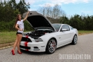 Taylor Ethridge(@MustangBeauty_5.0) with her 2014 Mustang 5.0_6