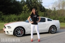 Taylor Ethridge(@MustangBeauty_5.0) with her 2014 Mustang 5.0_8