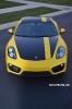 Porsche Cayman Custom Wrap