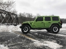 Mojito Jeep JL Playing in the Snow_9