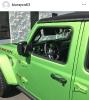Mojito Green Jeep JL Dash _1