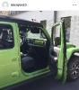 Mojito Green Jeep JL Dash _3