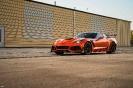 4 Generations of ZR1 Corvettes Shoot