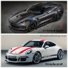 Porsche 911R vs C7 Corvette Grand Sport announced at Geneva_1