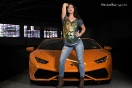 Bex Russ for ShockerRacingGirls with a Bentley and Lambo_7