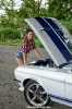 Bex Russ with TIffany Dockerys 1968 Shelby Mustang_3