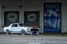 Bex Russ with TIffany Dockerys 1968 Shelby Mustang_4