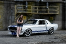 Bex Russ with TIffany Dockerys 1968 Shelby Mustang_6