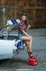 Bex Russ with TIffany Dockerys 1968 Shelby Mustang_9