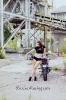 Bex Russ with her Honda CBR - Photos by Mathew Blasi_9