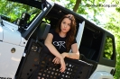 Bex Russ for ShockerRacingGirls with a pair of Jeeps_1