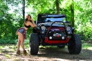 Bex Russ for ShockerRacingGirls with a pair of Jeeps_2