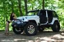Bex Russ for ShockerRacingGirls with a pair of Jeeps_5