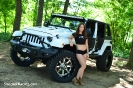 Bex Russ for ShockerRacingGirls with a pair of Jeeps_8