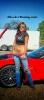 Chloe Harris at Omega Motorsport Midwest Half Mile_9