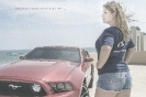 Brittany Crisp from Mustang Week 2015