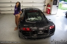 Angela Angelovska with Turks Audi R8 and Mooks Toyota Supra_34