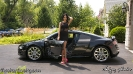 Angela Angelovska with Turks Audi R8 and Mooks Toyota Supra_4