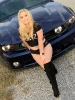 Kailey Joins the ShockerRacing Girls with Supreme Stangs_9