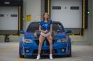 Sarah w/ Nick Manchen's Pontiac G8