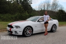 Taylor Ethridge(@MustangBeauty_5.0) with her 2014 Mustang 5.0_9