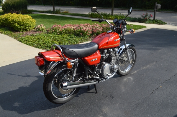 1978 Kawasaki KZ1000 For Sale
