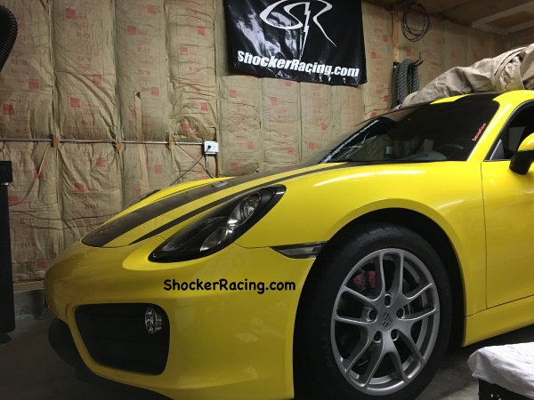 How to install LED Clear Side Markers on the Porsche Cayman 981