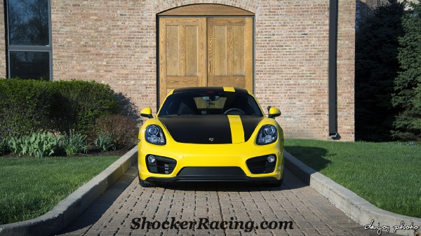Porsche Cayman 981 How To's and Reviews