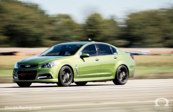 TJHulkSS' 2015 Jungle Green Chevy SS