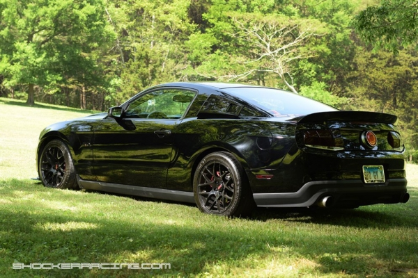 Jason's Roush Charged Mustang