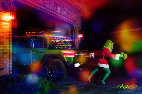 Mojito Jeep Christmas Photoshoot by JR Photon