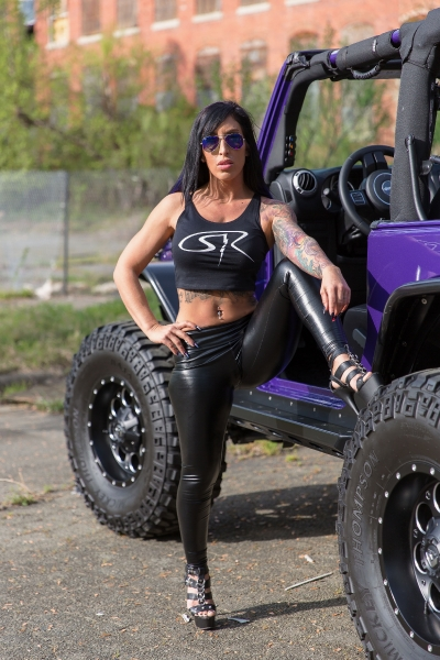 Kristen Carey for ShockerRacing Girls