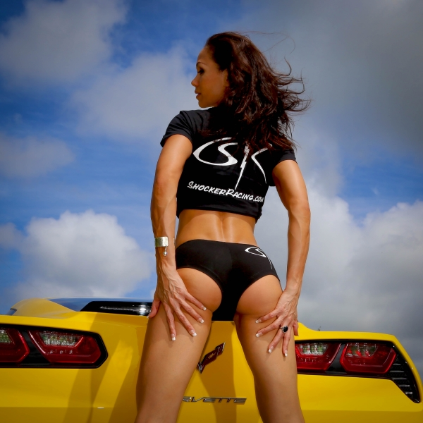 AJ for ShockerRacing Girls