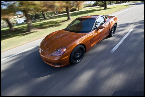 2008 Corvette LS3 Procharged 700rwhp