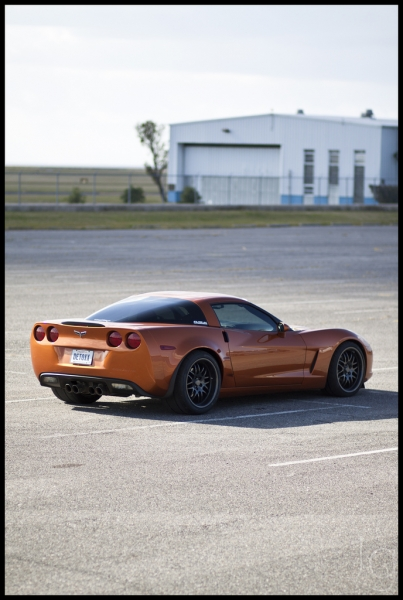 Corey's 2008 Corvette LS3 with Z06 Widebody