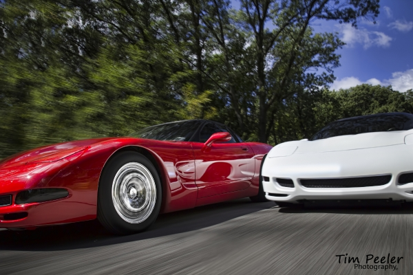 Hermans 2 1000+ hp corvettes