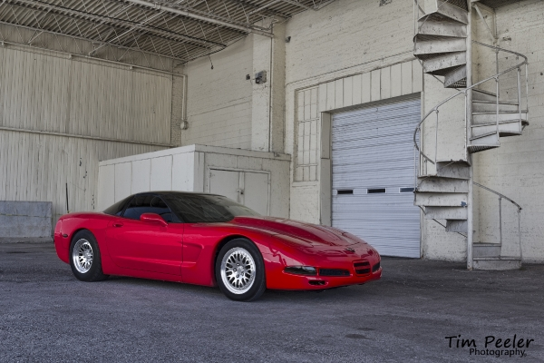 1999 Corvette Coupe Supercharged